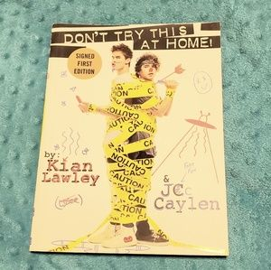 Other - Signed Kian & JC Book